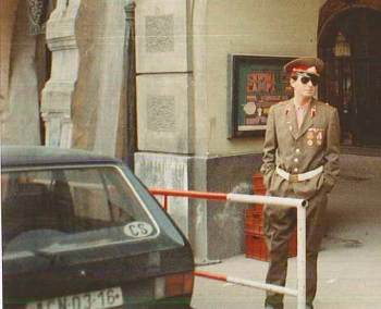 mdg con la divisa dell'Armata Rossa (cliccare per ingrandire)