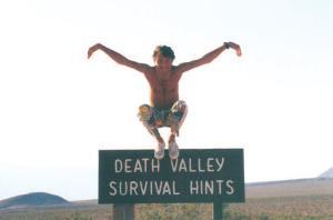 mdg death valley Boleto de Regreso