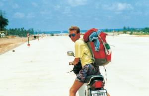 mdg scooter Boleto de Regreso